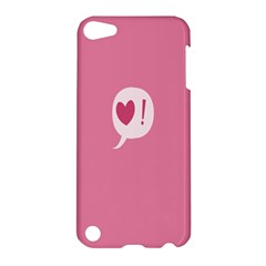 Valentines Pink Day Copy Apple Ipod Touch 5 Hardshell Case