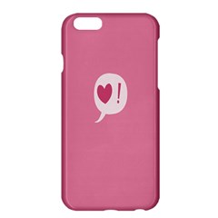 Valentines Pink Day Copy Apple Iphone 6 Plus/6s Plus Hardshell Case