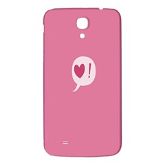 Valentines Pink Day Copy Samsung Galaxy Mega I9200 Hardshell Back Case