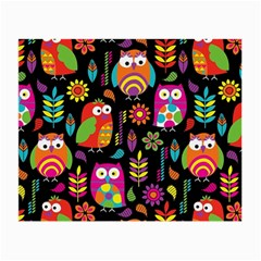 Ultra Soft Owl Small Glasses Cloth by AnjaniArt
