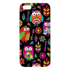 Ultra Soft Owl Iphone 5s/ Se Premium Hardshell Case