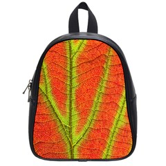 Unique Leaf School Bags (small)