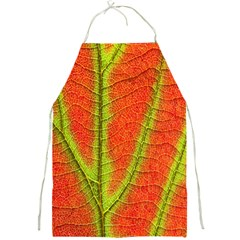 Unique Leaf Full Print Aprons