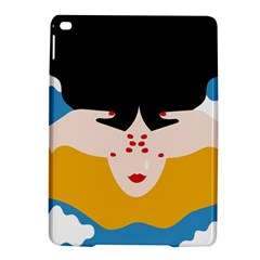 Close Your Eyes Ipad Air 2 Hardshell Cases