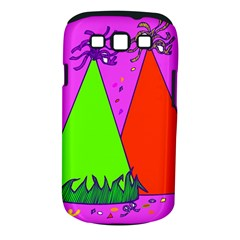 Birthday Hat Party Samsung Galaxy S Iii Classic Hardshell Case (pc+silicone)
