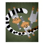Chetah Animals Shower Curtain 60  x 72  (Medium)  54.25 x65.71  Curtain