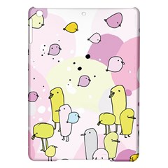 Cut Bird Ipad Air Hardshell Cases by AnjaniArt