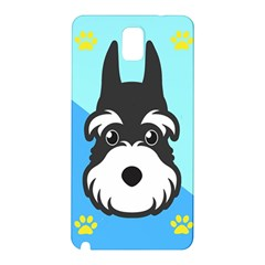 Face Dog Samsung Galaxy Note 3 N9005 Hardshell Back Case
