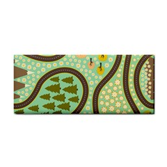 Hilly Roads Cosmetic Storage Cases by AnjaniArt