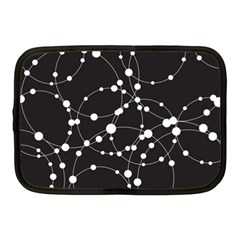 Network Netbook Case (medium)  by AnjaniArt