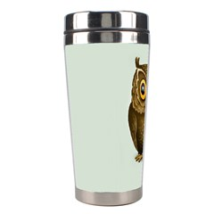 Owl Stainless Steel Travel Tumblers