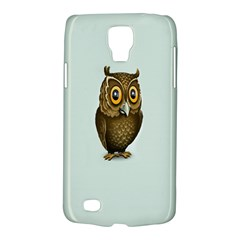 Owl Galaxy S4 Active by AnjaniArt