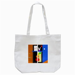 Anarchy  Tote Bag (white) by Valentinaart