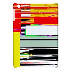 Lines And Squares  Apple Ipad Mini Hardshell Case