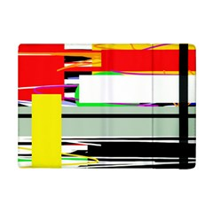 Lines And Squares  Ipad Mini 2 Flip Cases by Valentinaart