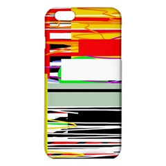 Lines And Squares  Iphone 6 Plus/6s Plus Tpu Case by Valentinaart