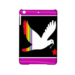 Bird Ipad Mini 2 Hardshell Cases by Valentinaart