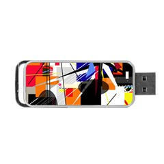 Champion Portable Usb Flash (one Side) by Valentinaart