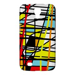 Casual Abstraction Samsung Galaxy Mega 6 3  I9200 Hardshell Case by Valentinaart