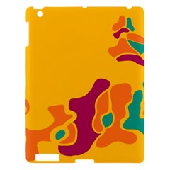 Colorful Creativity Apple Ipad 3/4 Hardshell Case by Valentinaart