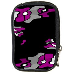 Magenta Creativity  Compact Camera Cases by Valentinaart