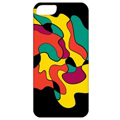 Colorful Spot Apple Iphone 5 Classic Hardshell Case