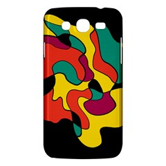 Colorful Spot Samsung Galaxy Mega 5 8 I9152 Hardshell Case  by Valentinaart