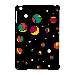 Colorful Dots Apple Ipad Mini Hardshell Case (compatible With Smart Cover) by Valentinaart