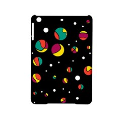 Colorful Dots Ipad Mini 2 Hardshell Cases by Valentinaart
