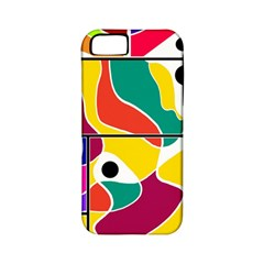 Colorful Windows  Apple Iphone 5 Classic Hardshell Case (pc+silicone) by Valentinaart