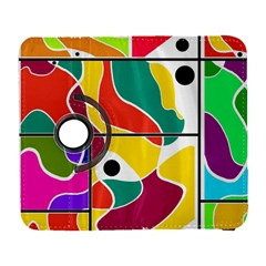 Colorful Windows  Galaxy S3 (flip/folio) by Valentinaart