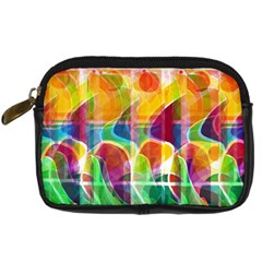 Abstract Sunrise Digital Camera Cases