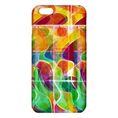 Abstract Sunrise Iphone 6 Plus/6s Plus Tpu Case by Valentinaart