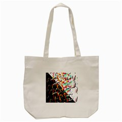 Little Things  Tote Bag (cream) by Valentinaart