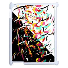 Little Things  Apple Ipad 2 Case (white) by Valentinaart