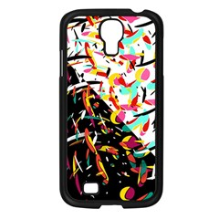 Little Things  Samsung Galaxy S4 I9500/ I9505 Case (black) by Valentinaart