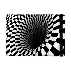 Optical Illusions Ipad Mini 2 Flip Cases by AnjaniArt