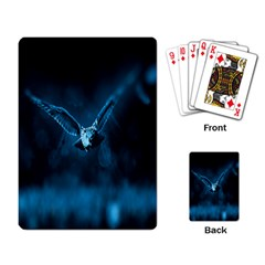 Night Owl Wide Playing Card