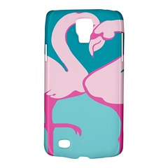 Pink Flamengo Galaxy S4 Active by AnjaniArt