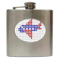 Plane Hip Flask (6 Oz)