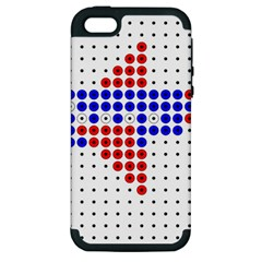 Plane Apple Iphone 5 Hardshell Case (pc+silicone) by AnjaniArt