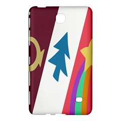 Star Color Samsung Galaxy Tab 4 (7 ) Hardshell Case  by AnjaniArt