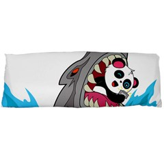 Panda Sharke Blue Sea Body Pillow Case (dakimakura)