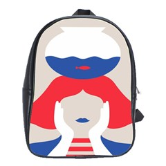 Woman School Bags(large)