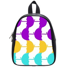 Umbrella School Bags (small)  by AnjaniArt