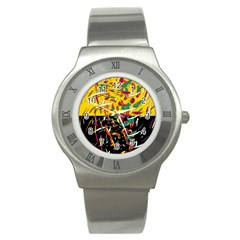 Little Things 2 Stainless Steel Watch by Valentinaart