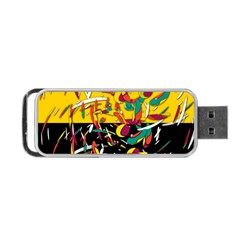 Little Things 2 Portable Usb Flash (two Sides) by Valentinaart