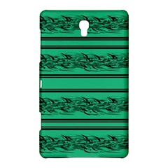 Green Barbwire Samsung Galaxy Tab S (8 4 ) Hardshell Case