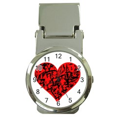 Valentine Hart Money Clip Watches by Valentinaart