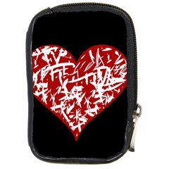 Valentine s Day Design Compact Camera Cases by Valentinaart